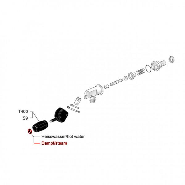Griffblende für Dampf S5