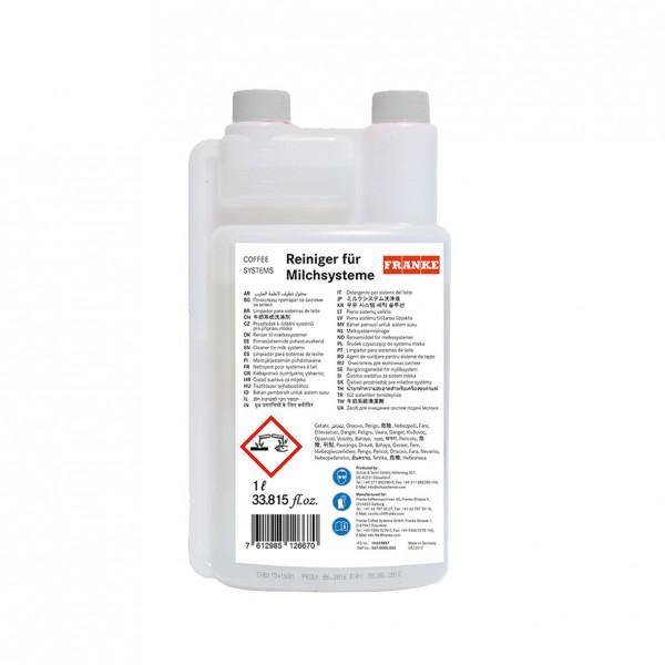 Milchreiniger (Dosierflasche 1 Liter) basisch