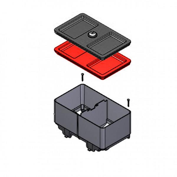 Behälterdeckel A300