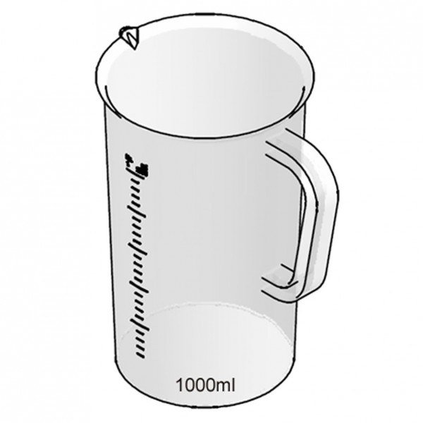 Messbecher 1000 ml