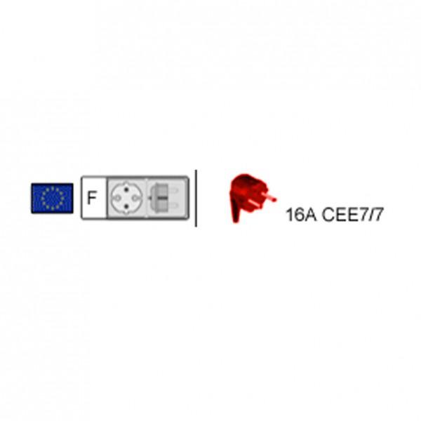 Netzkabel CEE7/7